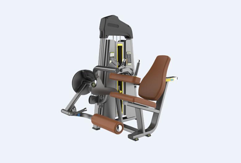 坐式屈腿训练器