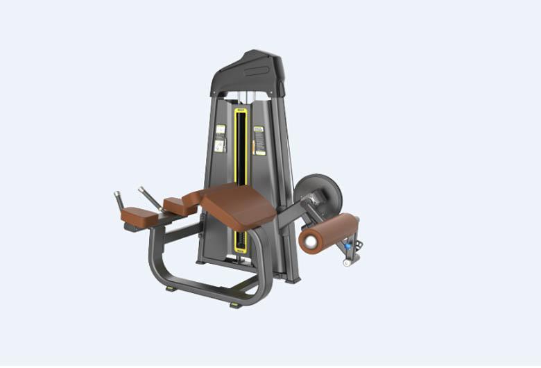 卧曲腿训练器