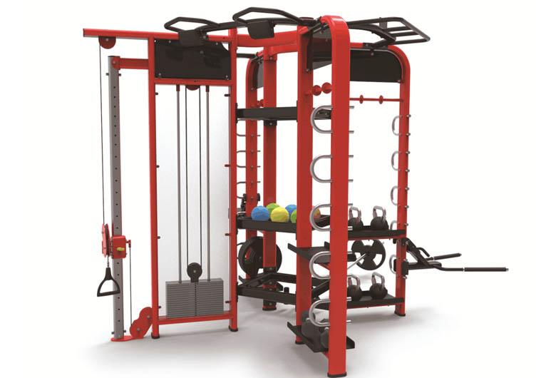 如何更好的使用商用健身房器材进行身材管理。