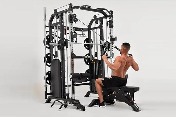 临沂健身房多功能训练器