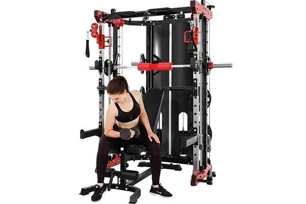 临沂健身房多功能训练器材