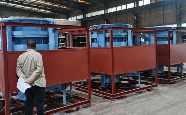 河南原煤仓清堵机是怎样运行工作呢?