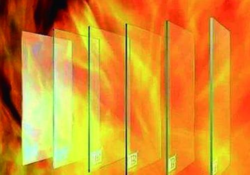防火玻璃能否起到防爆作用!