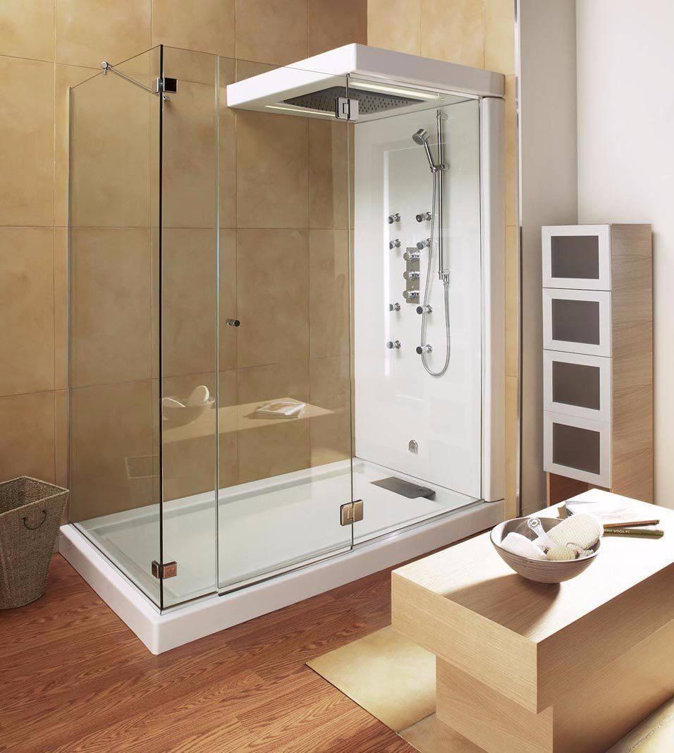 夹胶玻璃淋浴房