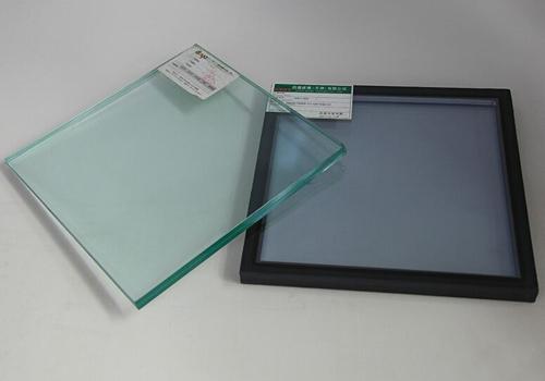 鍍膜夾膠玻璃