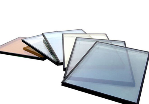 镀膜节能玻璃