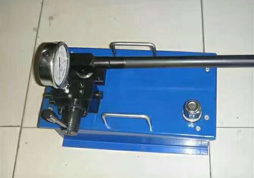 大排量手动换项液压泵