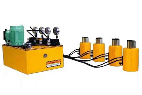 对于陕西液压千斤顶的吸油工作过程你了解吗?