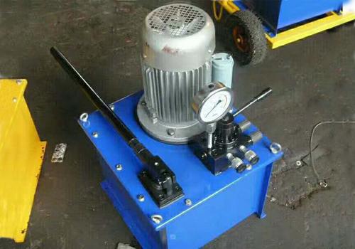 手电一体式液压泵