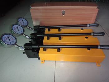 小型超高压手动泵