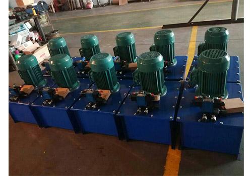 液压电动泵,DSC系列