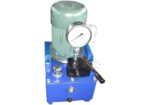 小型超高压电动泵