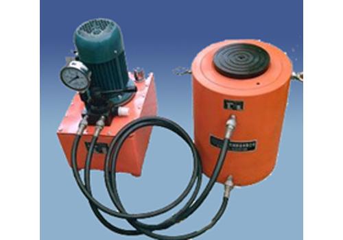电动双作用油缸