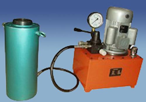 电动单作用油缸