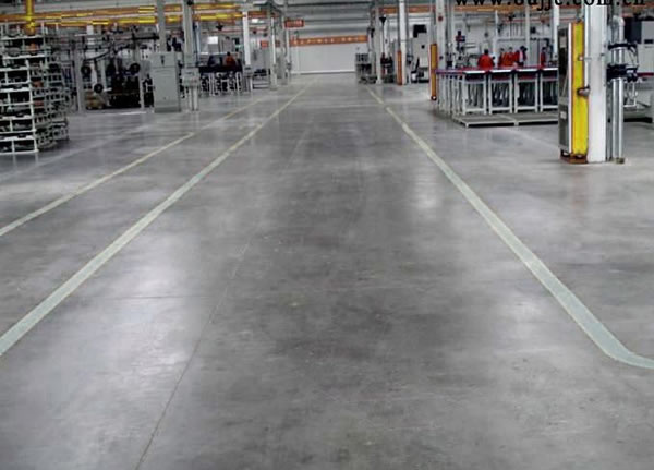 混凝土耐磨硬化地坪