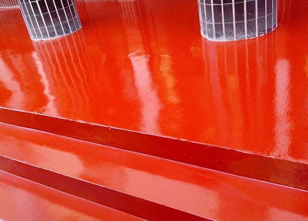 环氧树脂防静电地坪漆