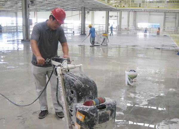 抗渗混凝土密封固化地坪
