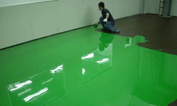 河南环氧树脂地坪漆施工
