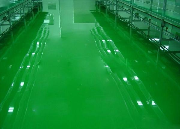 怎样有效处理河南环氧地坪漆露底问题?