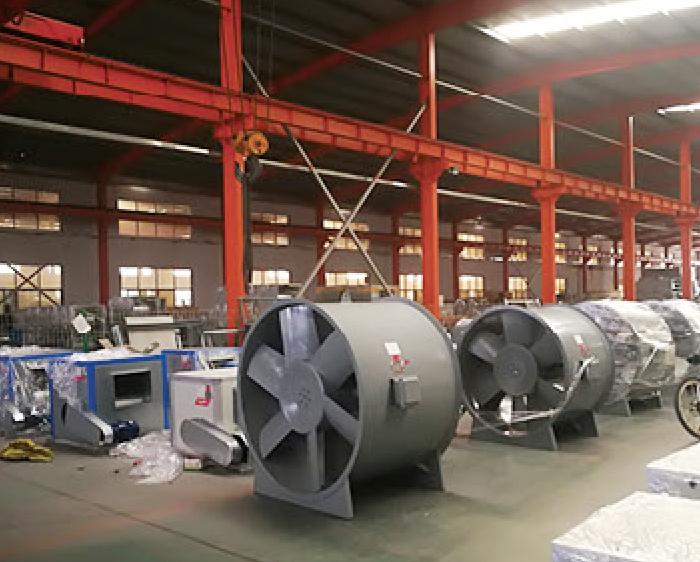 消防排烟风机生产厂家