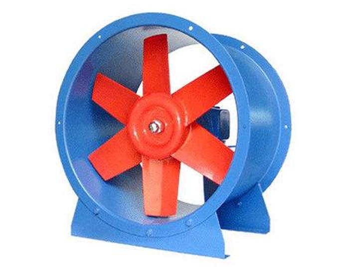 消防轴流风机