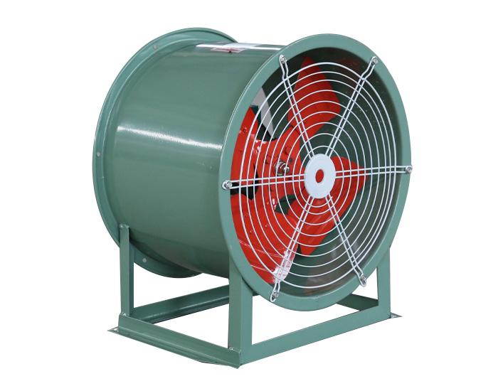泰安超低噪声轴流风机