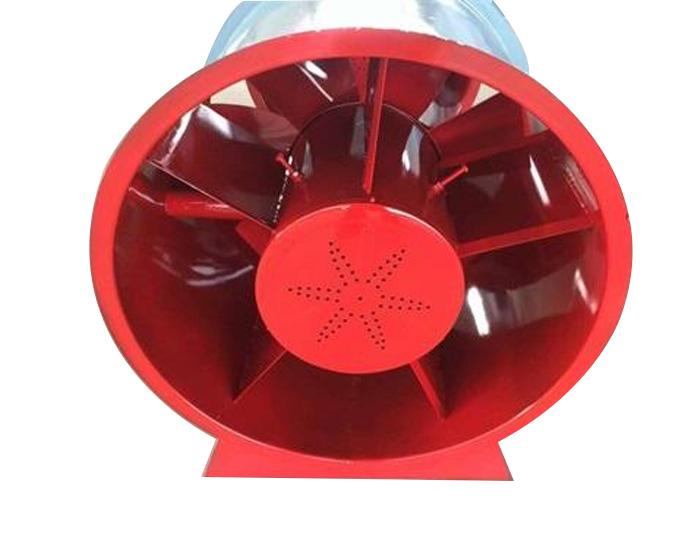 单速轴流式消防排烟风机