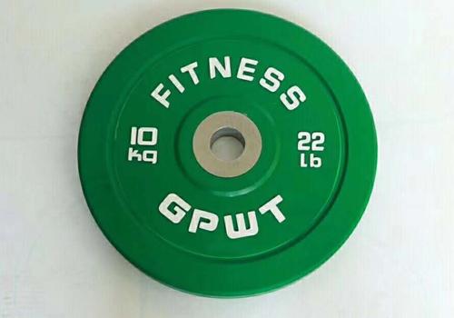 健身房杠铃片