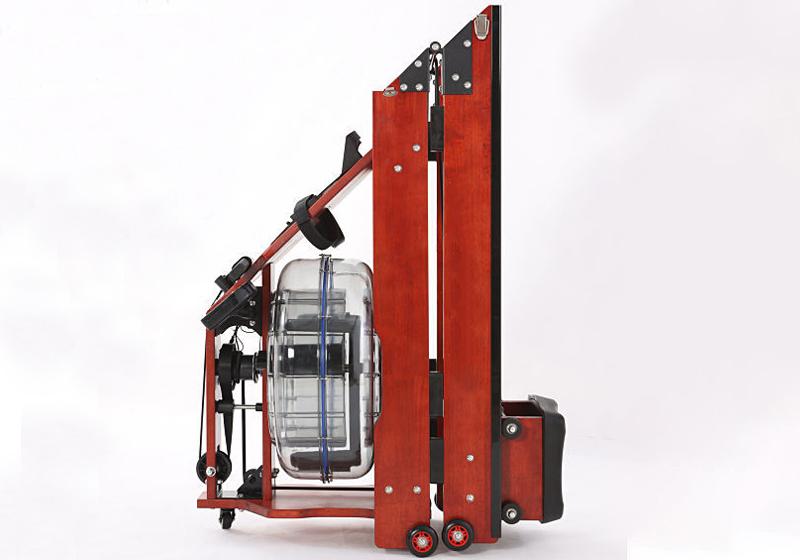 橡木可调节可折叠水阻划船器