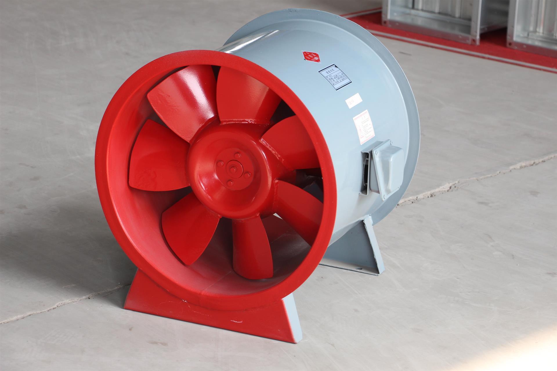 河南关于高温排烟风机的供电线路衔接问题总结介绍。