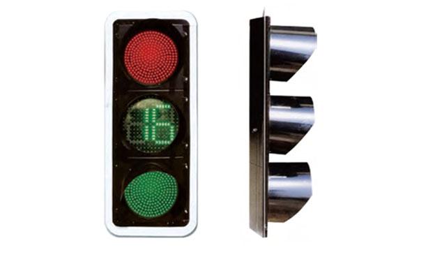 烟台数显满屏机动车信号灯
