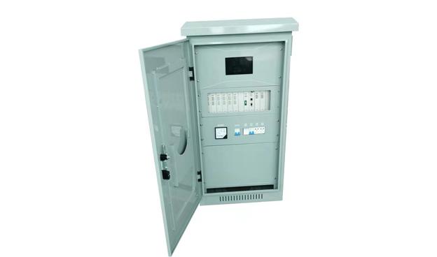 山东电子型集中协调式信号机