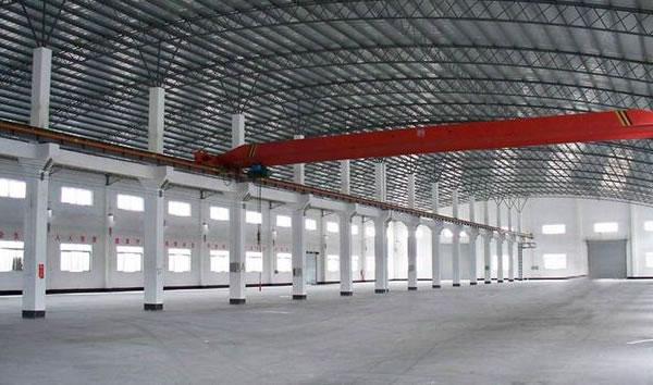 钢结构厂房生产厂家