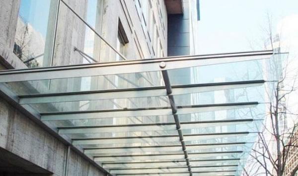 钢结构雨棚价格