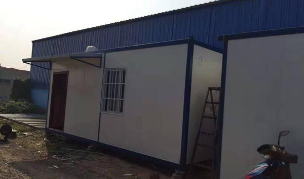 单层住人集装箱房