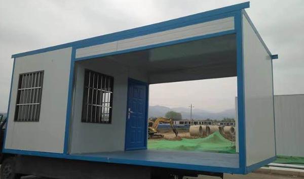 定制移动集装箱房厂家