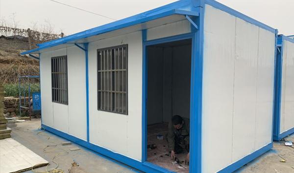 南阳定制工地集装箱房