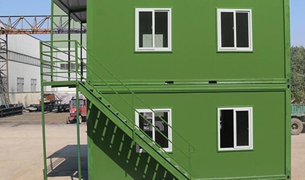 移动式集装箱房