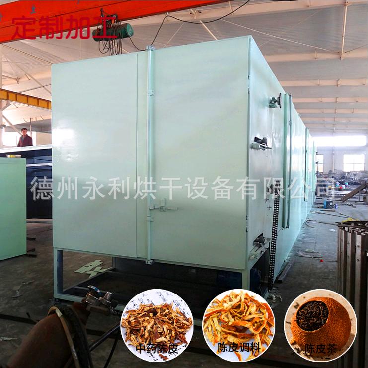 食品烘干机烘房内的温度控制方法。