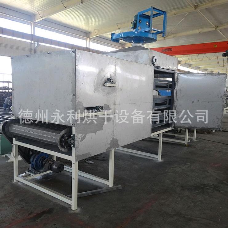 制作山東食品烘干機采用的冷軋不銹鋼材質。