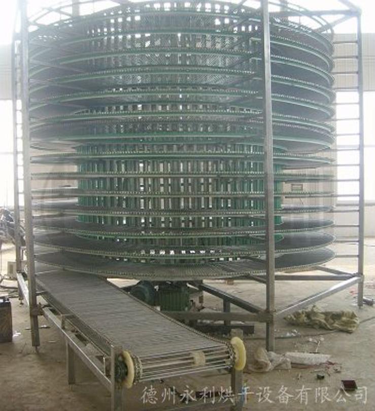 不锈钢螺旋冷却塔