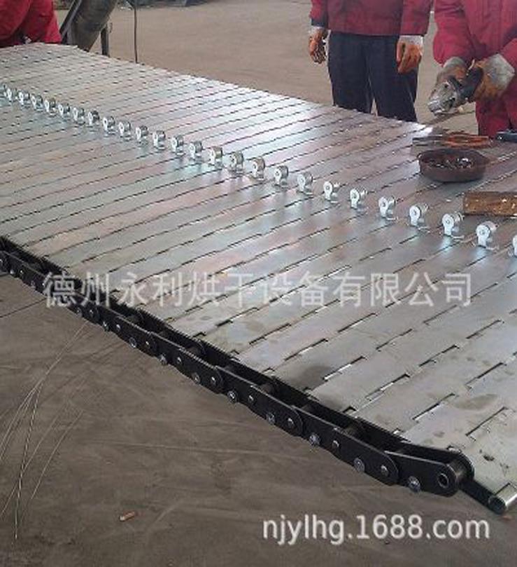 重型機械輸送雙層鍍鋅鏈板