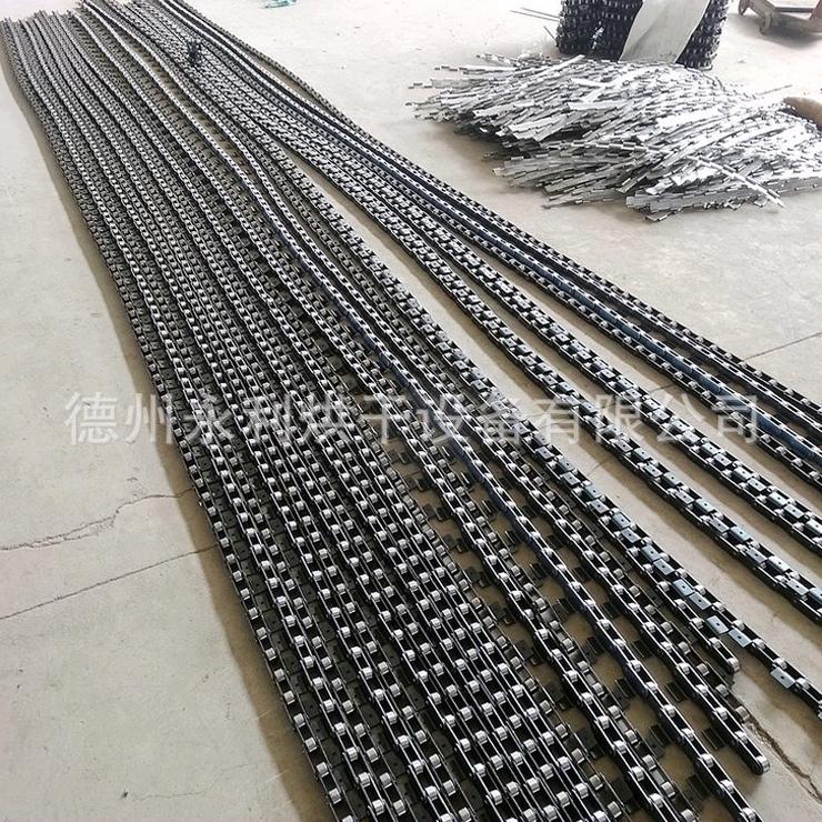 碳钢弯板链条