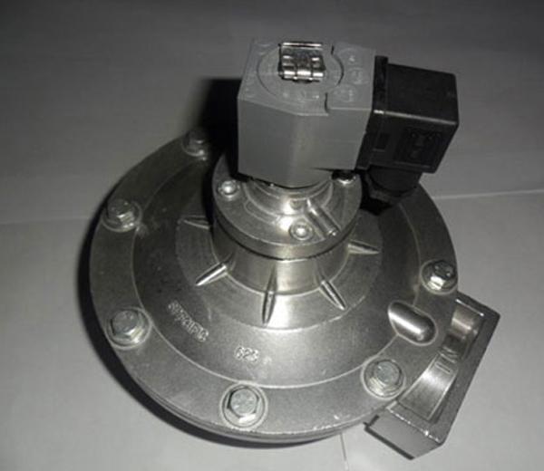 DSF直通式电磁脉冲阀