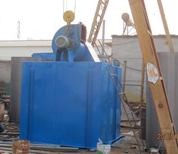 UF单机袋式除尘器