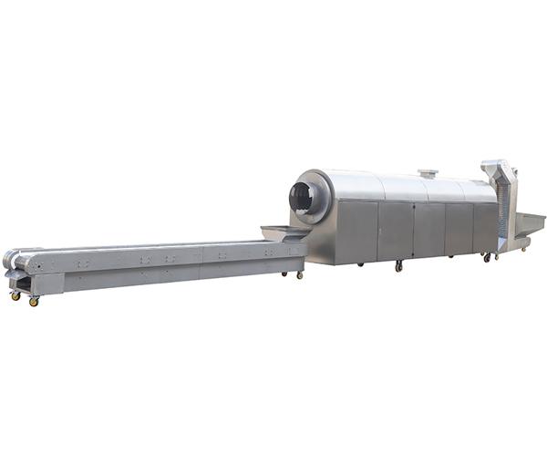 4米电磁混炒生产线