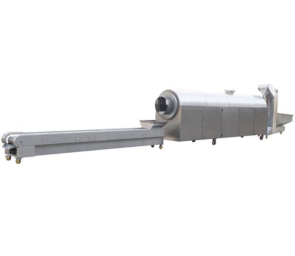 6米电磁混炒生产线