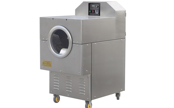 小型电磁炒货机如今很受青年创业者的喜爱!