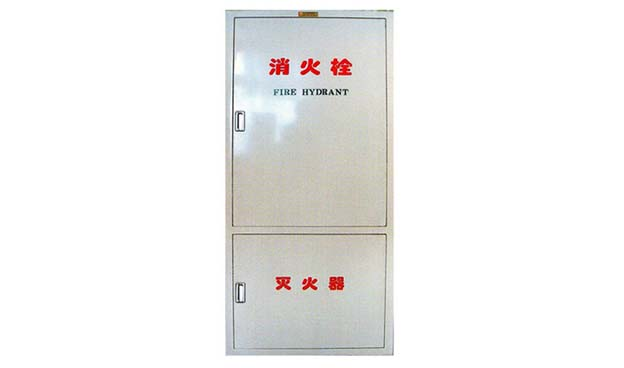 铝合金消火栓柜
