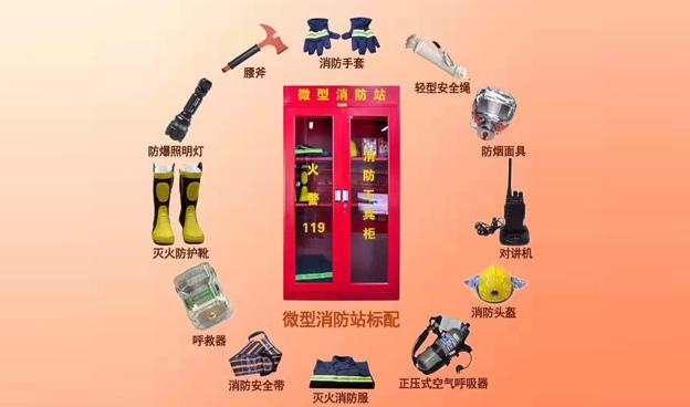 微型消防站